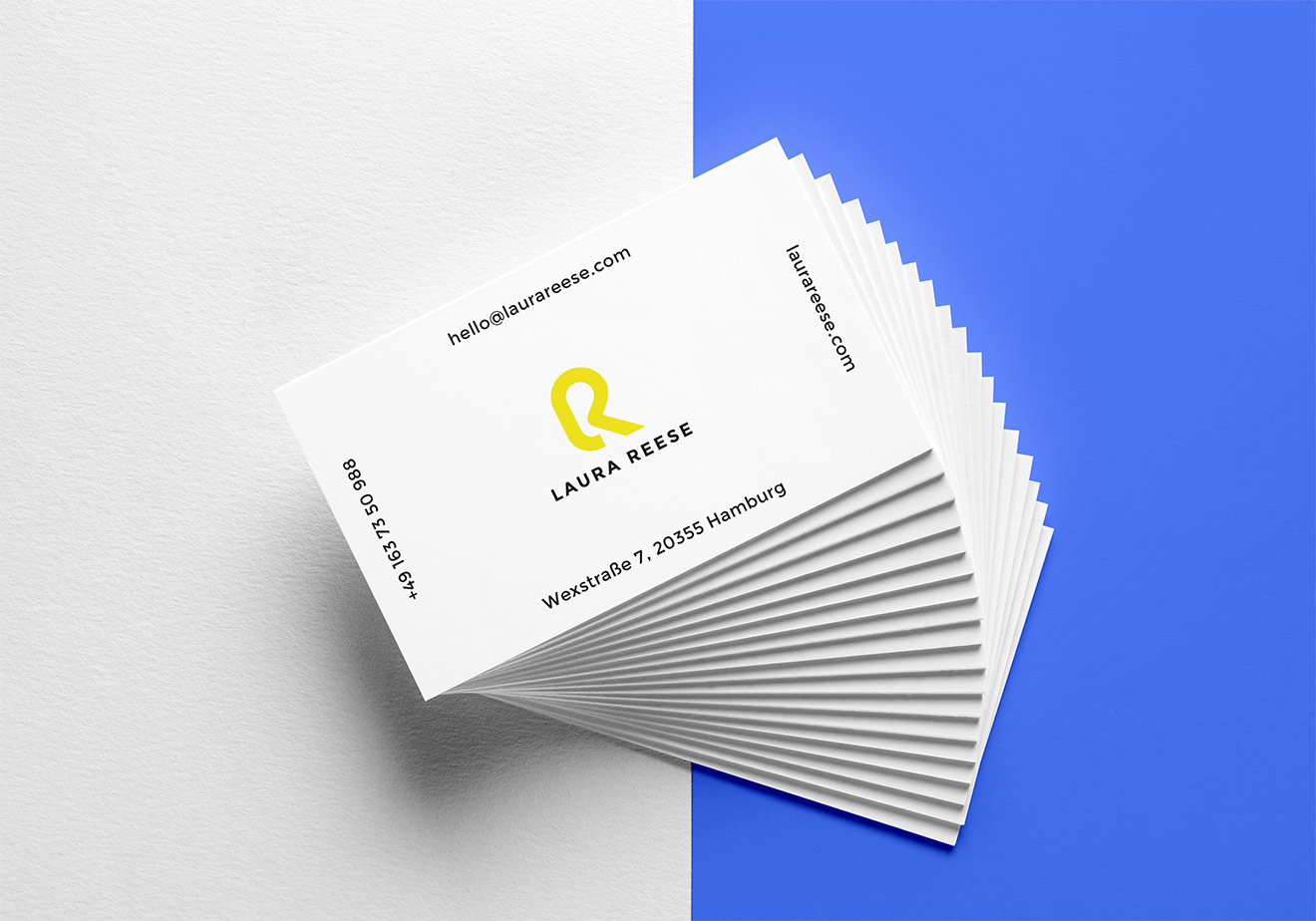 Laura Reese Corporate Identity